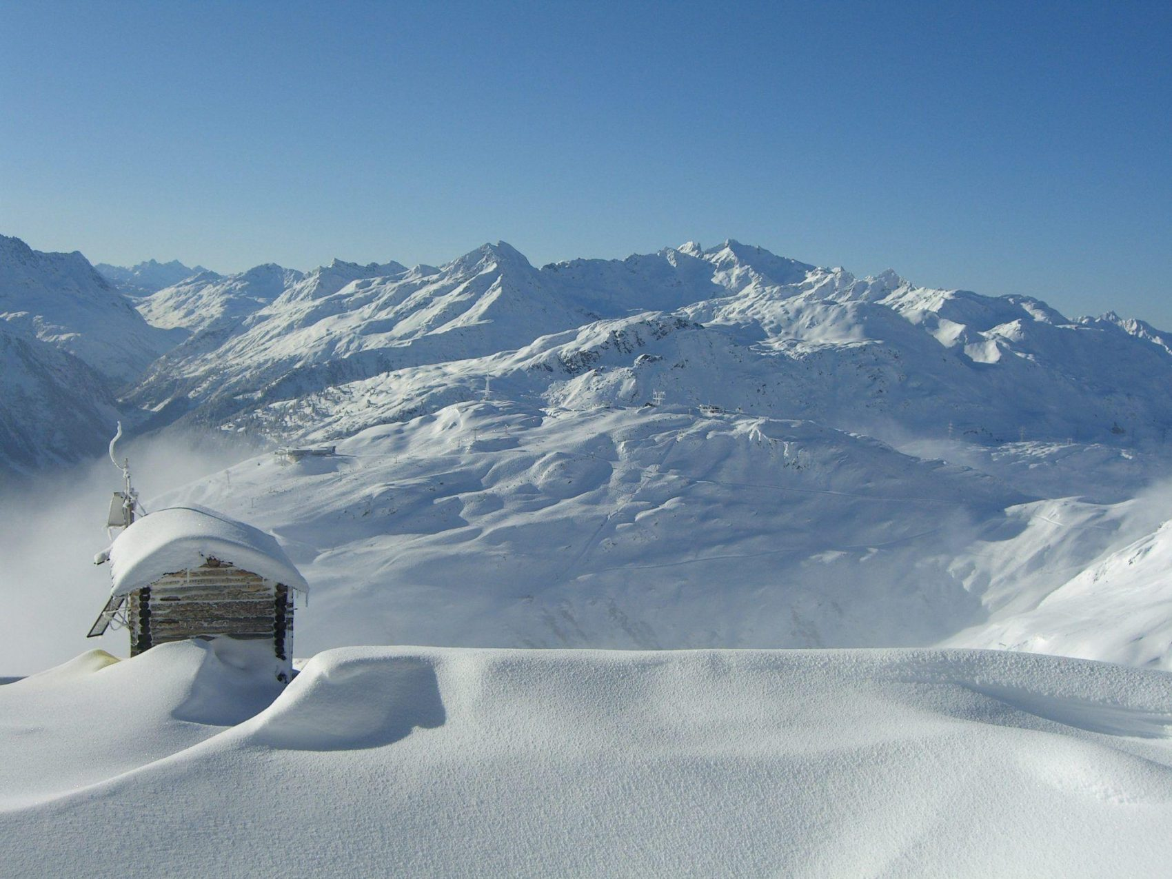 Ski Arlberg St. Anton