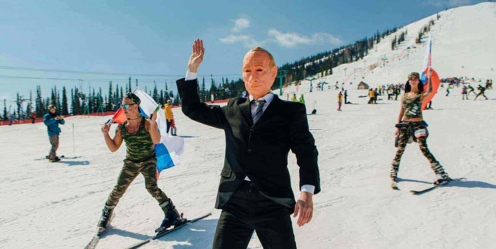 Vladimir Putins favourite Russian Ski Resorts