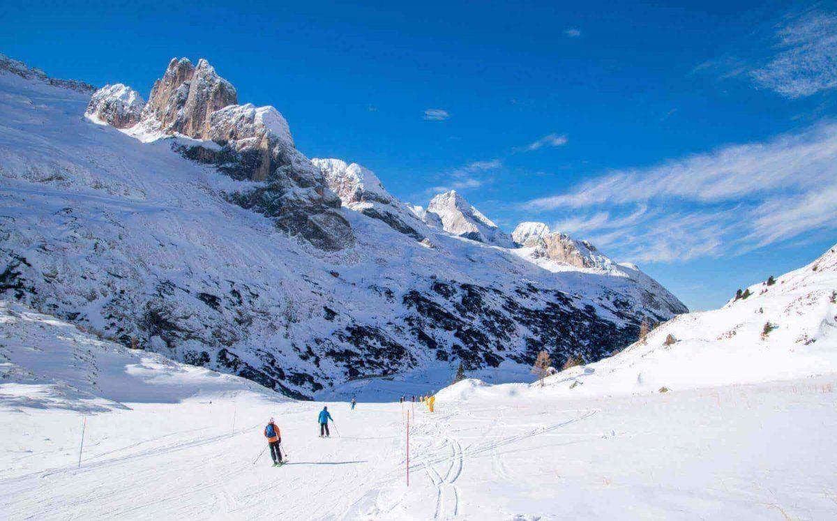Glacier Skiing in Europe