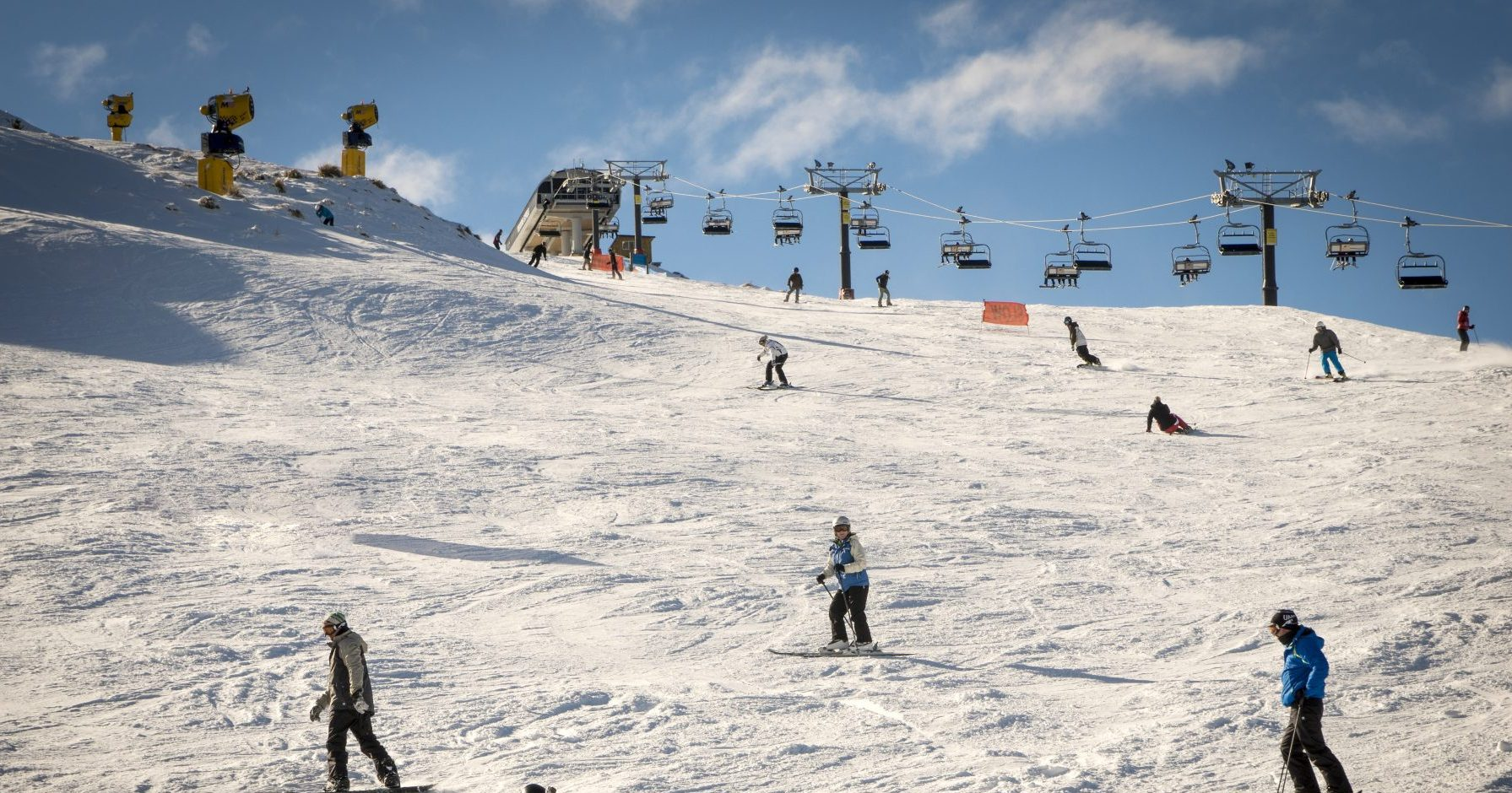Coronet Peak Ski Queenstown