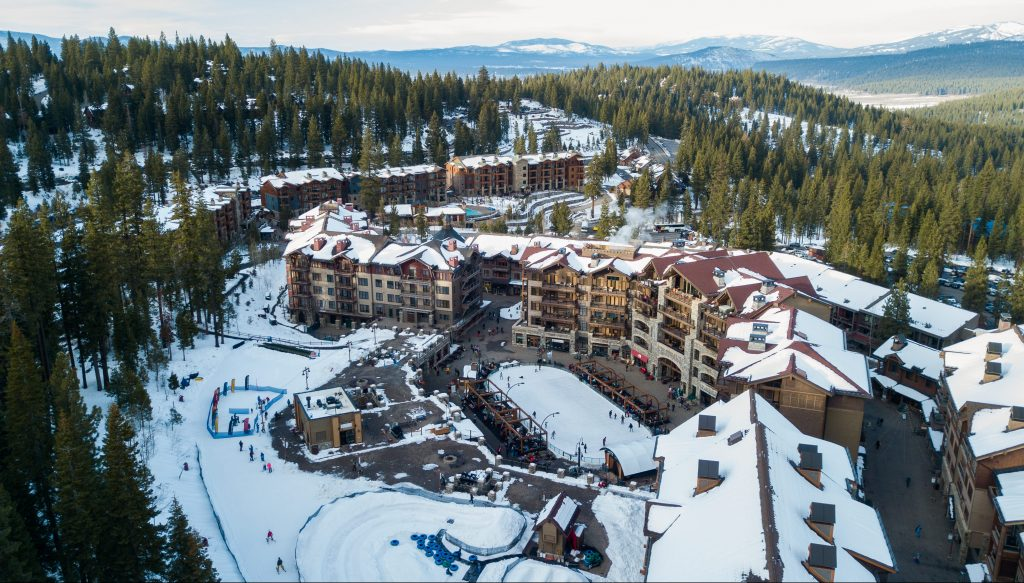 Northstar Resort, Lake Tahoe CA