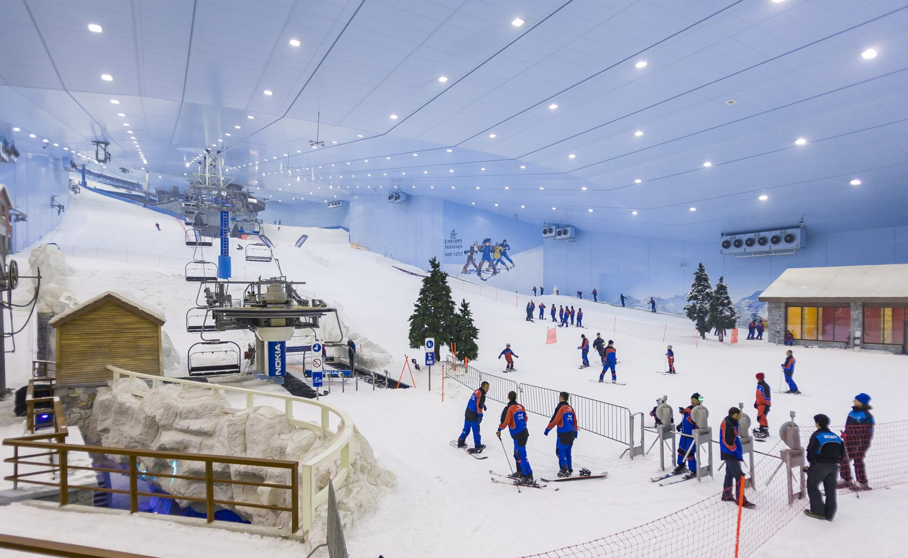 Dubai Indoor Ski