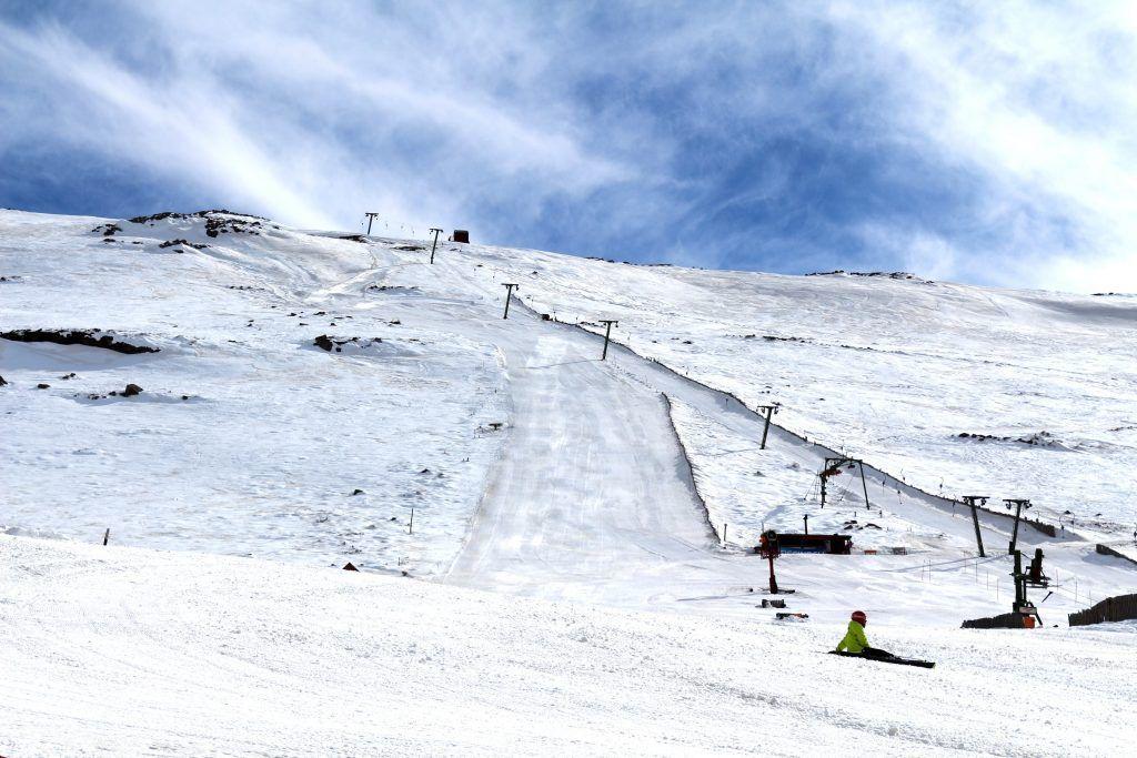 The ski slopes of Tiffindell, South Africa / credit:SAPhotog - shutterstock